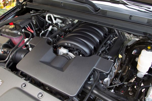 2015 - GMC Acadia Denali  Engine