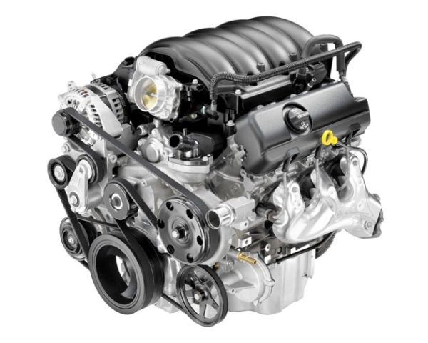 2015 - GMC Acadia Engine