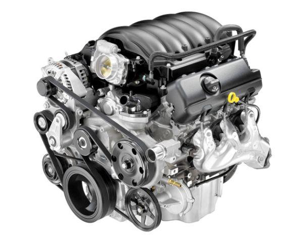 2015 - GMC Acadia Engine