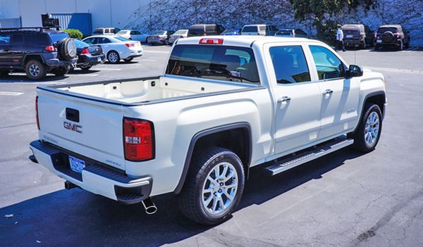 2015 - GMC Sierra 1500 Denali Rear View