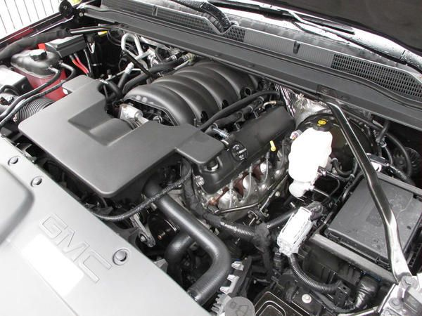 2015 GMC Yukon XL Denali Engine