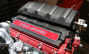 2015 Honda Civic Type R Engine