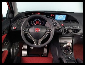 2015 Honda Civic Type R Interior