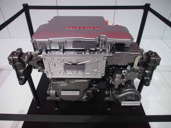 2015 Honda FCV Engine