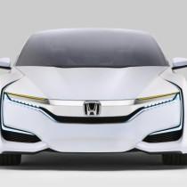 2015 Honda FCV FI
