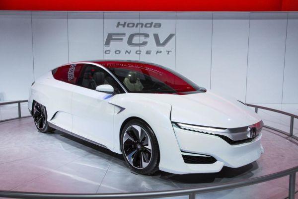 2015 Honda FCV