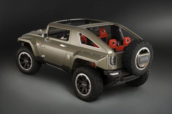 2015 Hummer H4