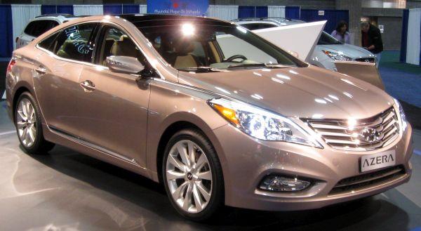 2015 - Hyundai Azera