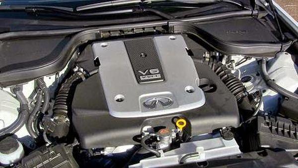 2015 Infiniti G37 Engine