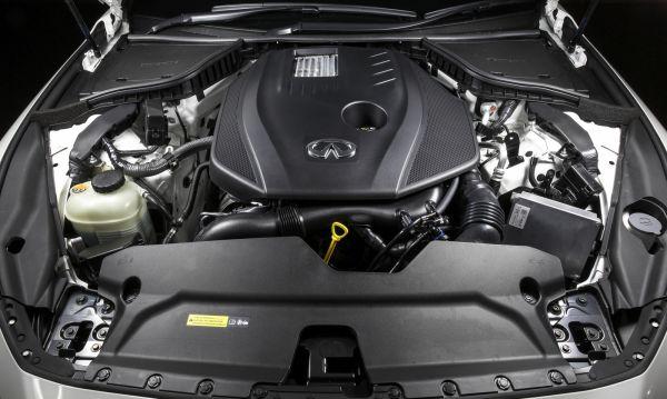 2015 - Infiniti Q50 Engine