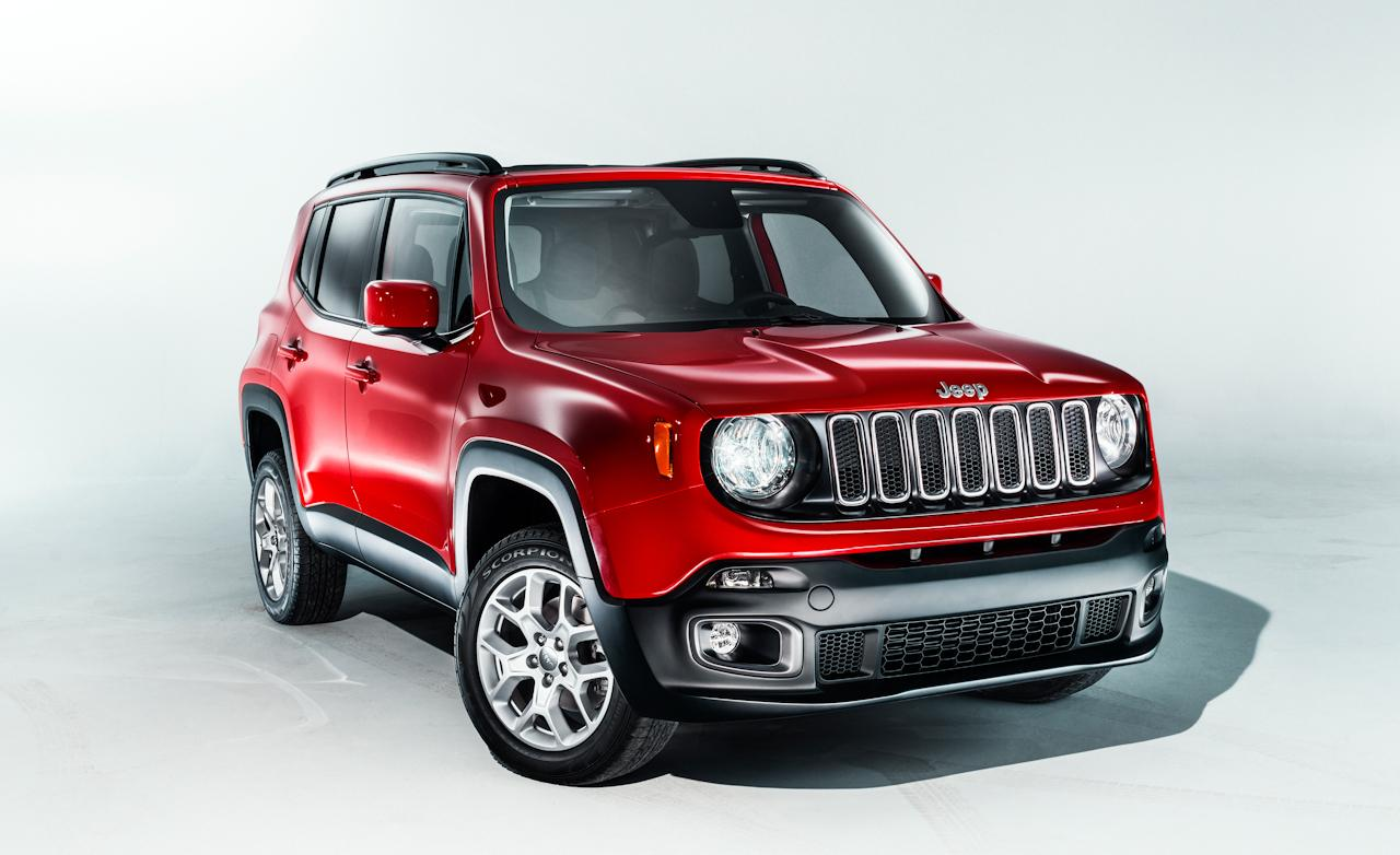 Jeep Latitude 2015 >> 2015 Jeep Renegade Sport, Price, MPG