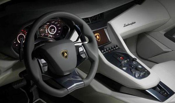 2015 Lamborghini Estoque Interior