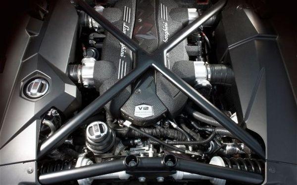 Lamborghini Urus Engine - 2015