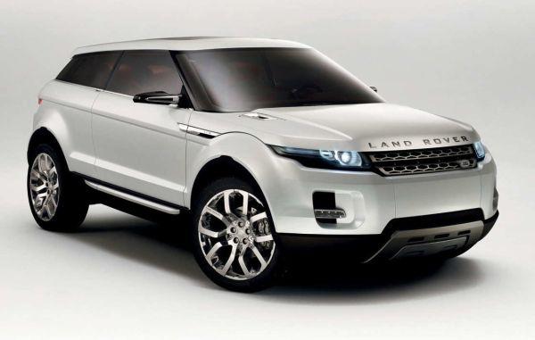 2015 - Land Rover Range Rover Evoque