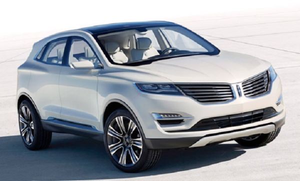 2015 - Lincoln MKX