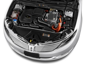 2015 Lincoln MKZ Engine