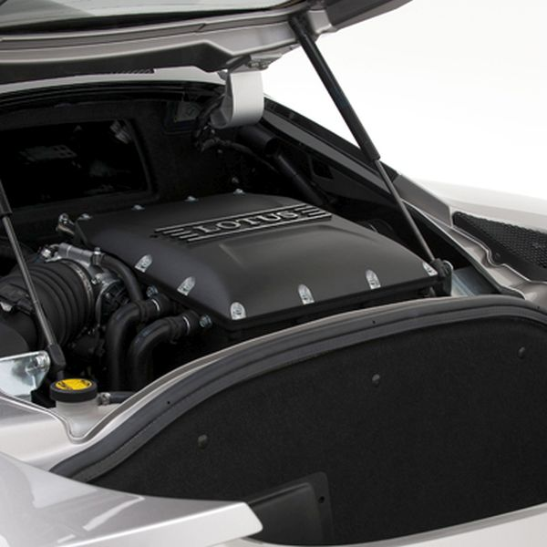 2015 - Lotus Evora 400 Engine