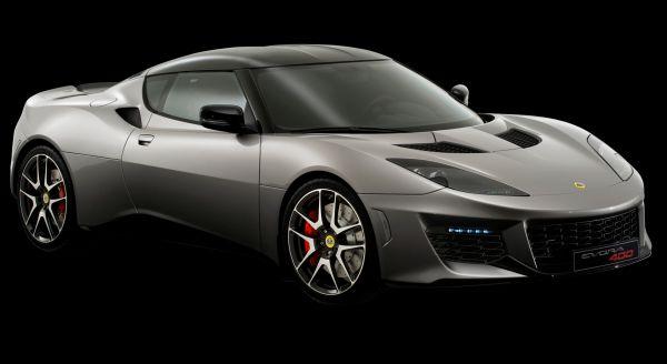 2015 - Lotus Evora 400