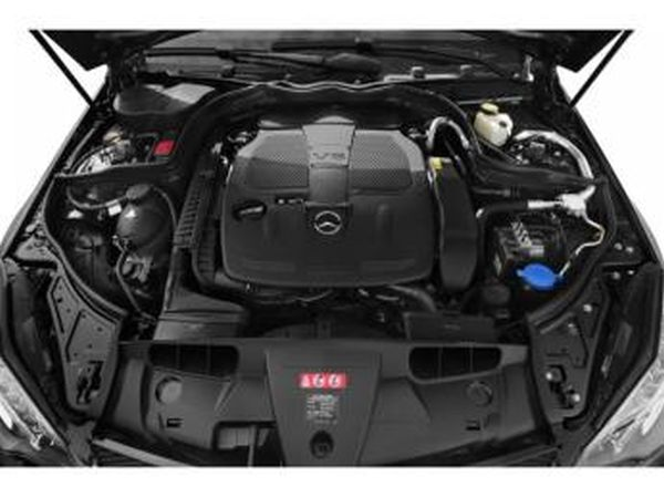 2015 - Mercedes - Benz E-Class Cabriolet Engine