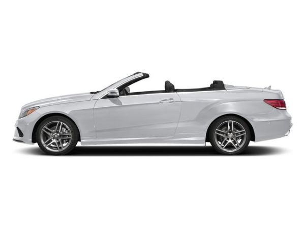2015 - Mercedes - Benz E-Class Cabriolet Side View