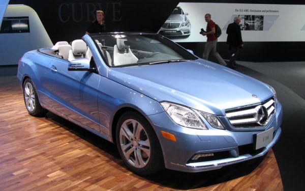 2015 - Mercedes - Benz E-Class Cabriolet