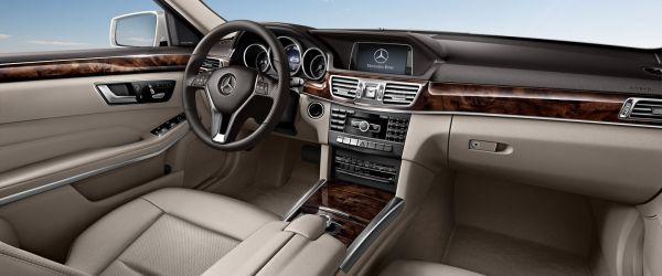Mercedes E-Class Wagon  2015 Interior