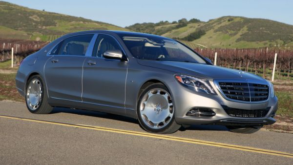 2015 - Mercedes Maybach S600