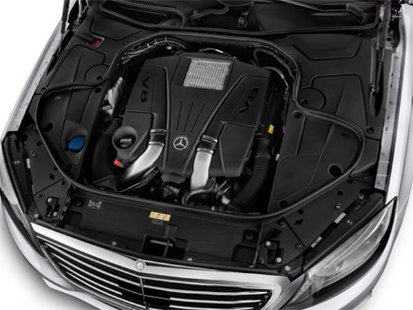 2015 Mercedes S Class Sedan Engine