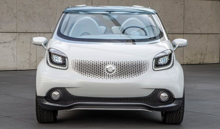 2015 Mercedes Smart Fortwo Electric Review Price