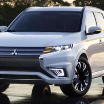 2015 - Mitsubishi AX Hybrid FI