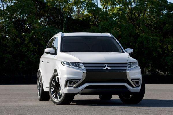 2015 - Mitsubishi ASX Hybrid