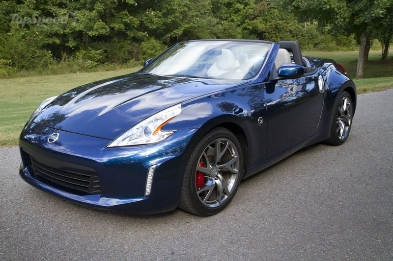 2015 nissan 370z roadster review price specs convertible. Black Bedroom Furniture Sets. Home Design Ideas