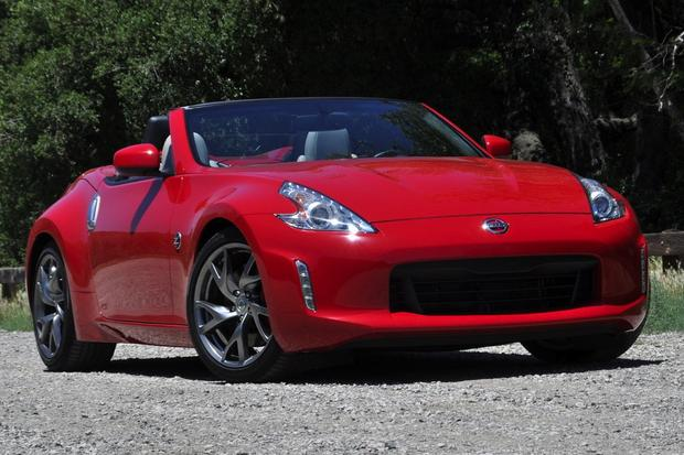 2015 Nissan 370z Roadster Review Price Specs Convertible