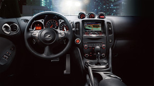 2015 Nissan 370Z Roadster Interior