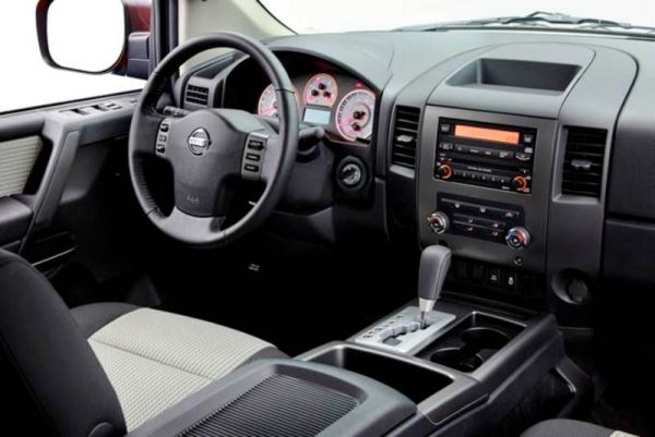 Nissan Cummins Interior