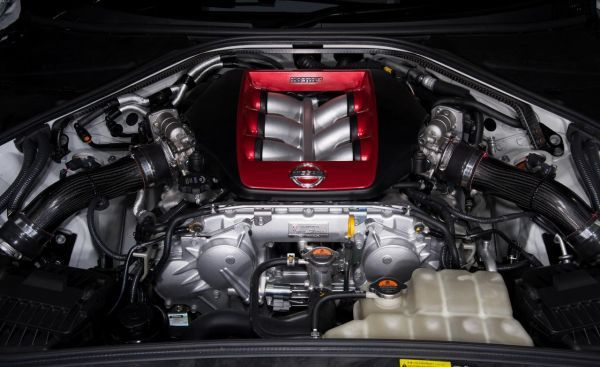 2015 - Nissan GTR Engine