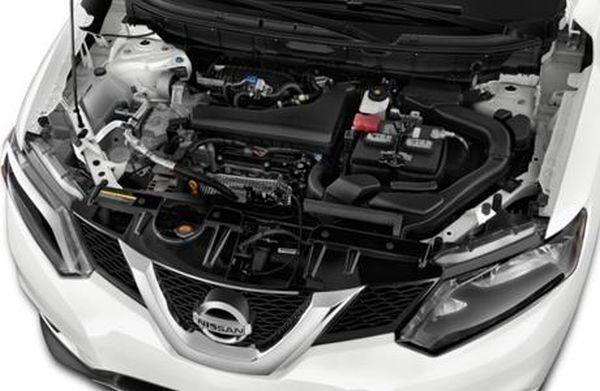Nissan Rogue 2015 Engine