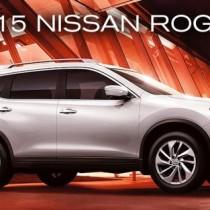 2015 Nissan Rogue FI