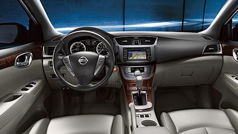 2015 Nissan Sentra Price, MSRP, MPG