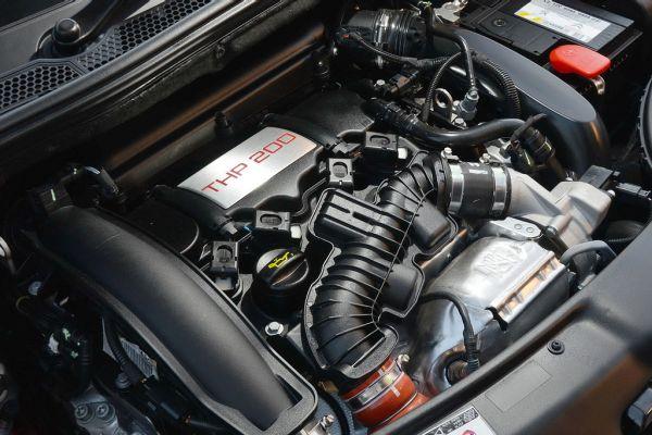 2015 Peugeot-208-GTi Engine