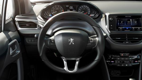 2015 Peugeot-208-GTi Interior