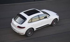 2015 Porsche Macan Exterior