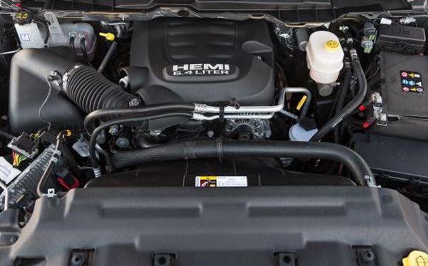 2015 RAM 2500 Engine