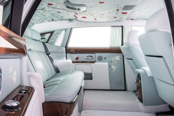 2015 - Rolls Royce Serenity interior