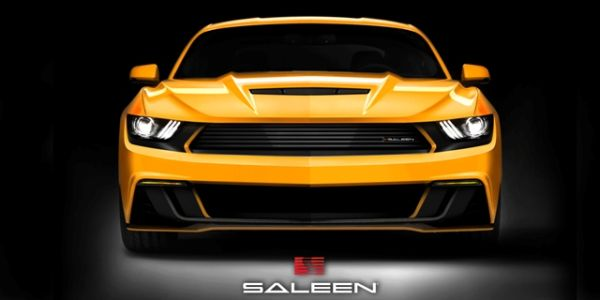 Saleen Mustang S302 Black Label