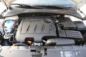 2015 Skoda Yeti Engine