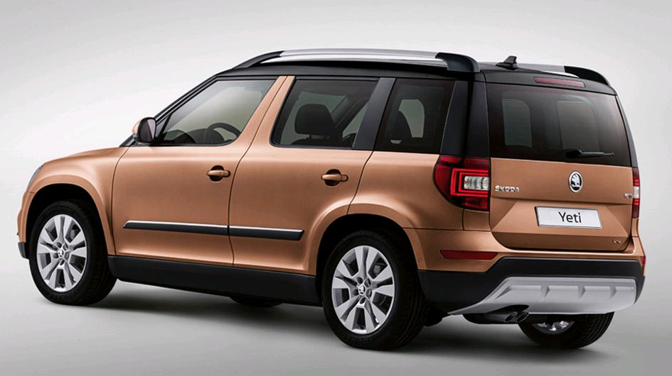 2015 skoda yeti review specs price. Black Bedroom Furniture Sets. Home Design Ideas