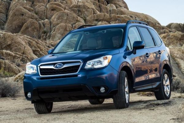 2015 - Subaru Forester