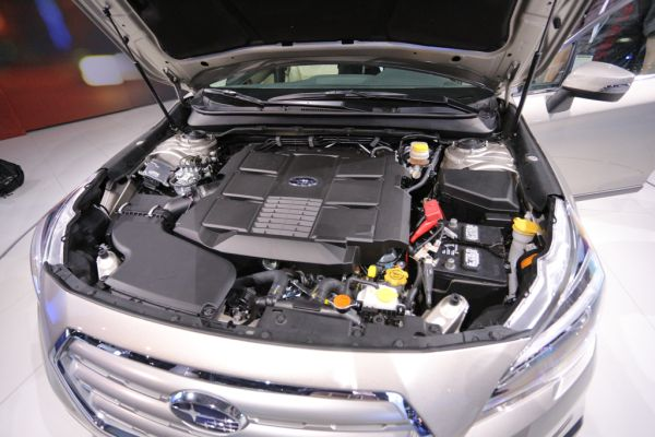 2015 - Subaru Outback Engine
