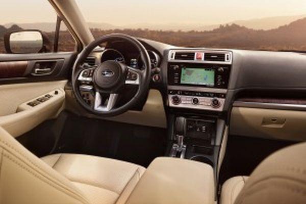 2015 - Subaru Outback Interior